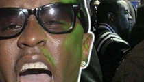 Diddy Done Decked a Pissed off Fan ... Allegedly! (TMZ TV)