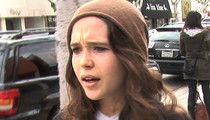 Ellen Page -- Help! A Delusional Man's Living in My Carport