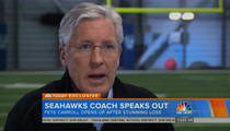 Pete Carroll -- I Cried Over Loss ... I Thought Pass Would Work