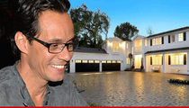 Marc Anthony Seals Deal on First Home ... For Third Wife