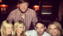 'Paris Hilton Of NFL' -- Kicks It With Actual Paris Hilton