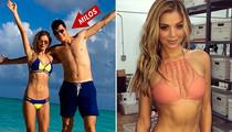 Tennis Star Milos Raonic -- IT'S OFFICIAL ... Dating Hot Bikini Model