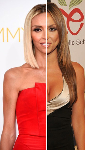 Giuliana Rancic -- Through The Years