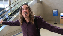 'Weird Al' Yankovic -- I'd Love to Do Super Bowl ... But It's Never Gonna Happen