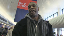 Dikembe Mutombo -- NBA Guys Are Stealing My Finger Wave ... I Need To Get Paid For It