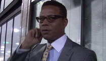 Terrence Howard -- My Ex-Wife is Hurling Death Threats ... LAPD Investigates