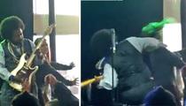 Afroman -- UNLOADS Devastating Punch on Female Fan