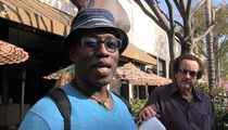 Wesley Snipes -- FIGHTING ADVICE ... 'Scream Like a Banshee'