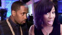 Nicki Minaj's Ex Safaree Samuels -- I'm Over Dat Ass ... And Onto K. Michelle's Booty