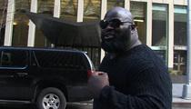 WWE's Mark Henry -- I Need Rick Ross' Help ... To Kick Some Ass