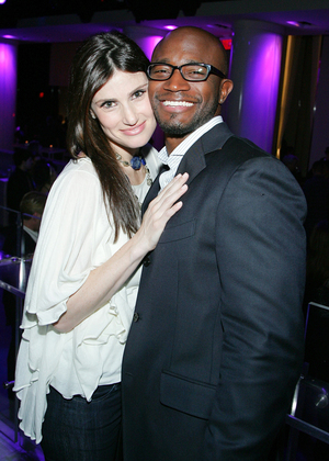 Taye Diggs and Idina Menzel -- Before The Split