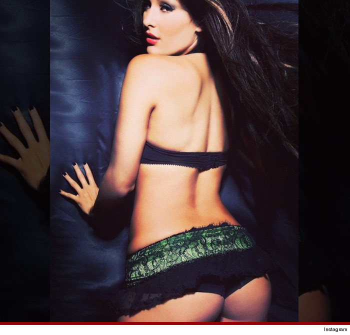 Nikki bella pussy