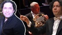 L.A. Philharmonic Conductor Gustavo Dudamel -- My Job Ain't Easy! (TMZ TV)