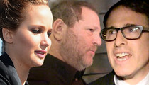 Jennifer Lawrence and Harvey Weinstein -- Showdown with Famed Director David O. Russell