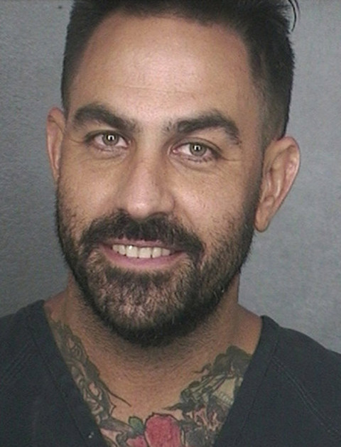 """Ink Master"" judge Chris Nunez was arrested Saturday in Florida ... after he got busted for driving under the influence."