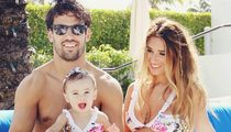 NFL's Eric Decker -- I Knocked Up My Famous Wife ... Again!