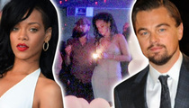 Leonardo DiCaprio & Rihanna -- Captured in the Wild ... Finally! (TMZ TV)