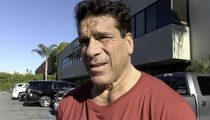 Lou Ferrigno Exercises His Right to Threaten to Sue His Brother