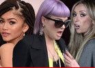 Kelly Osbourne -- Giuliana Rancic Better Make It Right with Zendaya ... Or I'll Quit!! [UPDATE]
