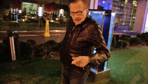 Larry King -- I Want to Be the Next Host of 'Fashion Police'