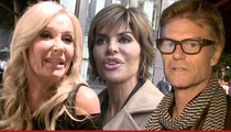 Kim Richards -- Harry Hamlin Dirt All Made Up Just to Piss Off Lisa Rinna