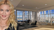 Madonna -- Sky's The Limit ... In Epic Tel Aviv Penthouse