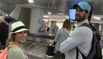 NFL's Eric Decker -- 'I'm Workin' On My Skills' ... For Wife's Music Video