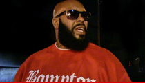 Suge Knight's Defense -- I Have a Blind Spot ... My Left Eye