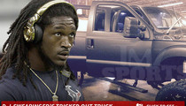NFL's D.J. Swearinger -- Out of the Dog House ... In Alleged Truck Theft