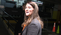 Melinda Gates -- Apple Watch Frenzy ... Not in Our House!!