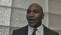 Evander Holyfield -- Football Was My First Love ... Boxing Was Plan B