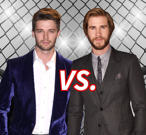 Who's the better catch for Miley? Patrick Schwarzenegger (21) vs. Liam Hemsworth (25)