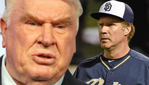 John Madden -- Blasts Will Ferrell ... MLB Stunt Was a Travesty