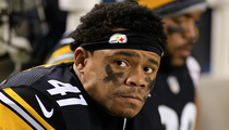 Pittsburgh Steeler Antwon Blake Arrested for Public Intoxication