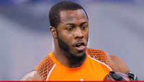 Ravens' RB Bernard Pierce -- Told Cops During DUI ... 'I'm Gonna Get Cut Tomorrow'