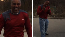 STL Rams Rookie -- Buys Dad A Truck ... Dad Goes Nuts!!!