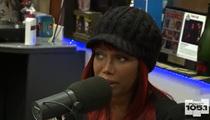Dr. Dre's Ex-Fiancée Michel'le -- He Gave Me 5 Black Eyes!