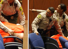 Suge Knight -- Collapses in Court Nailed with $25 MILLION Bail