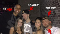 NBA's Richard Jefferson -- Buys Hat Off Dude's Head ... For $700!