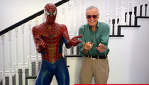Stan Lee -- Buy My Mansion and I'll Throw In Spider-Man