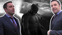 Ben Affleck -- He's a Really BIG Deal On the Hill (TMZ TV)
