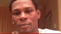 Boxer Jermain Taylor -- I'm No Terrorist ... Pleads Not Guilty In Gun Incident