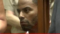 Darren Sharper -- Locked Up In New Orleans ... Preps for Guilty Plea