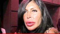 'Mob Wives' Star Big Ang -- Throat Tumor Is Cancerous