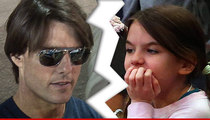 Tom Cruise -- Katie Sources Say He Hasn't Seen Suri in a Year