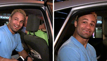 UFC's Josh Koscheck -- Someone KO'd My Teeth ... Don't Worry, I've Got Backups