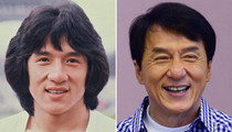 Jackie Chan: Good Genes or Good Docs?!