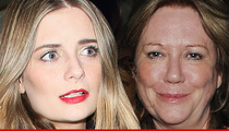 Mischa Barton -- My Mother's a Financial Vampire ... She's Sucking Me Dry