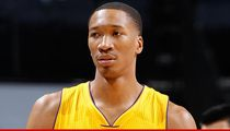 Lakers' Wesley Johnson Sued -- VIOLENT REAR-ENDING ... Accuser Claims Severe Injuries