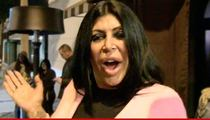 'Mob Wives' Star Big Ang -- Cancer Surgery Successful ... Her Voice Is Saved!